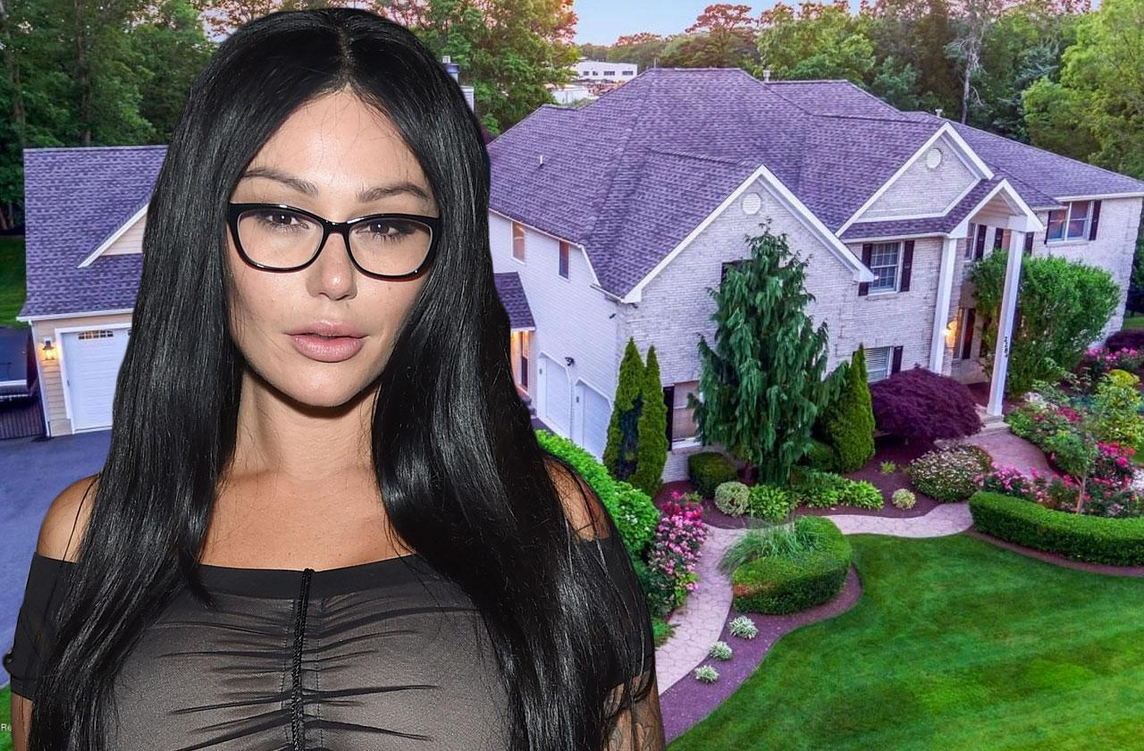 Jennifer JWoww Farley New Jersey Shore Home