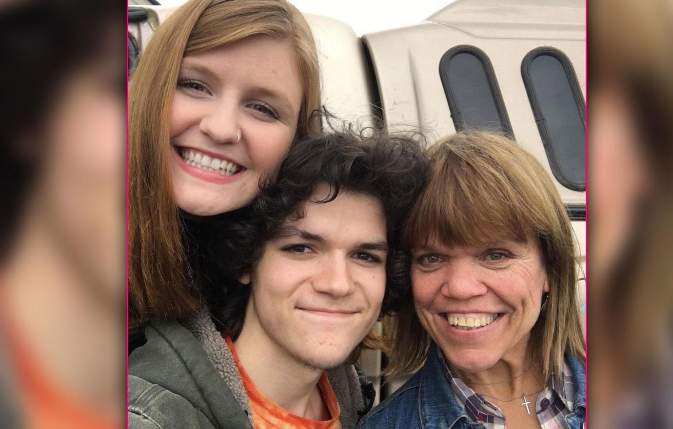 Amy Roloff Throws Engagement Party For Black Sheep Son Jacob And Fiancee