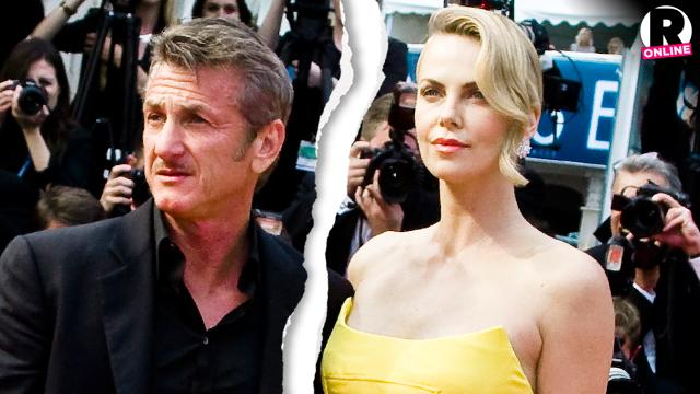 Sean Penn Charlize Theron Breakup