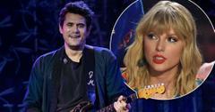 John Mayer Mocks Ex Taylor Swift's Song 'Lover' In Live-Stream