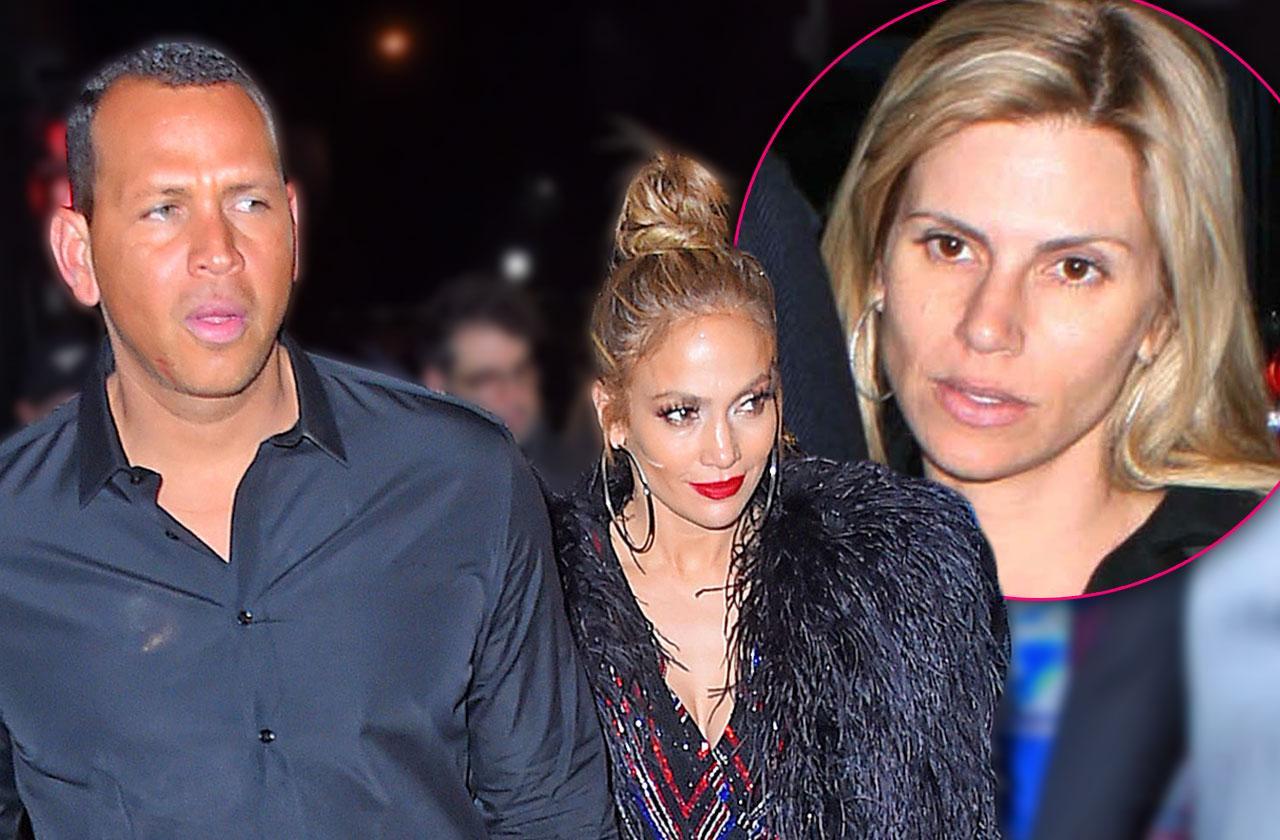 Alex Rodriguez Ex-Wife Slammed Jennifer Lopez