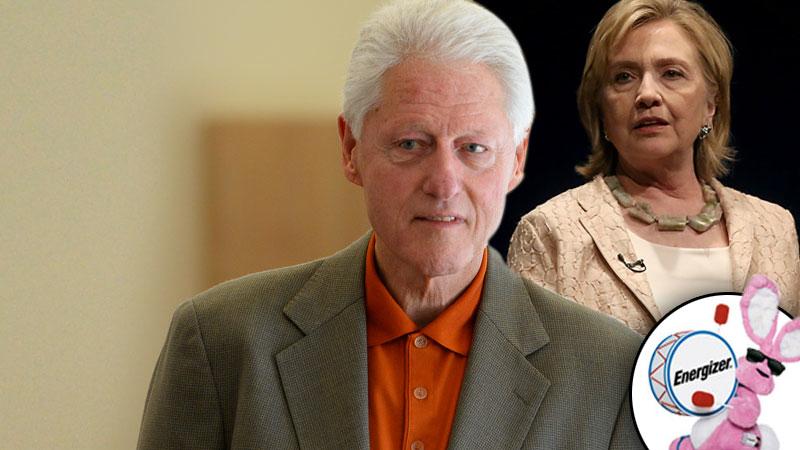 //bill clinton hillary clinton mistress named energizer pp