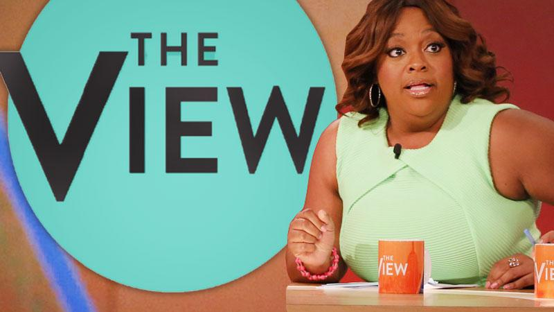 Sherri Shepherd Keeping Mum About Legal Woes On The View