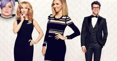 Fashion Police Cast Divided