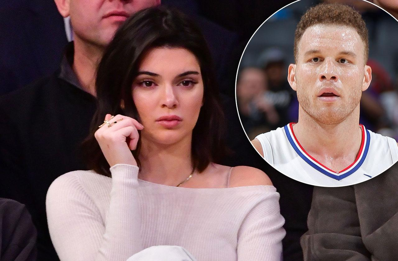 Kendall Jenner Confronts Blake Griffin