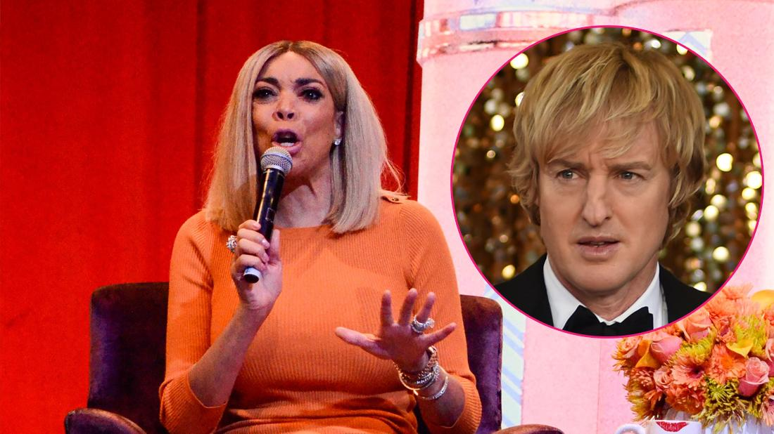 Wendy Williams Slammed Owen Wilson For Being Deadbeat Dad