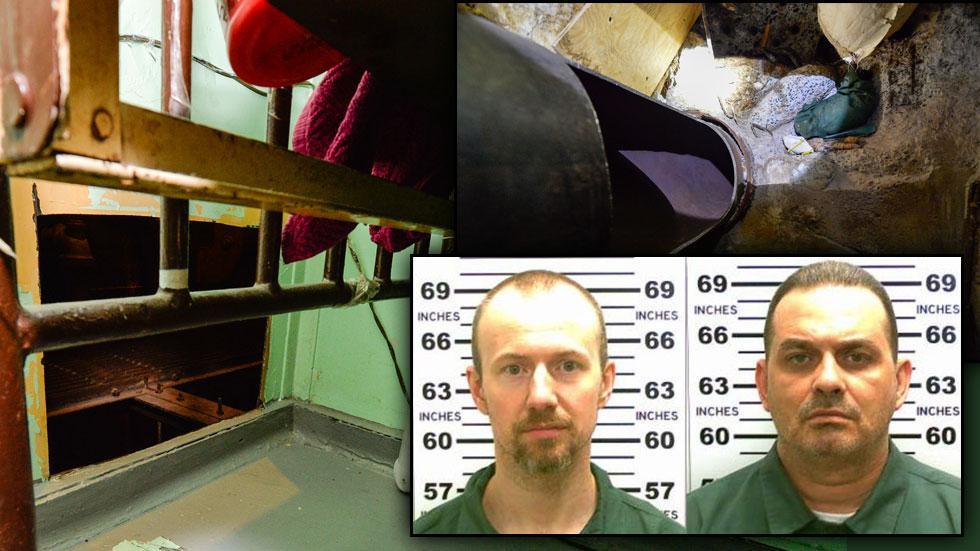 New York State Prison Break Richard Matt & David Sweat Accomplice