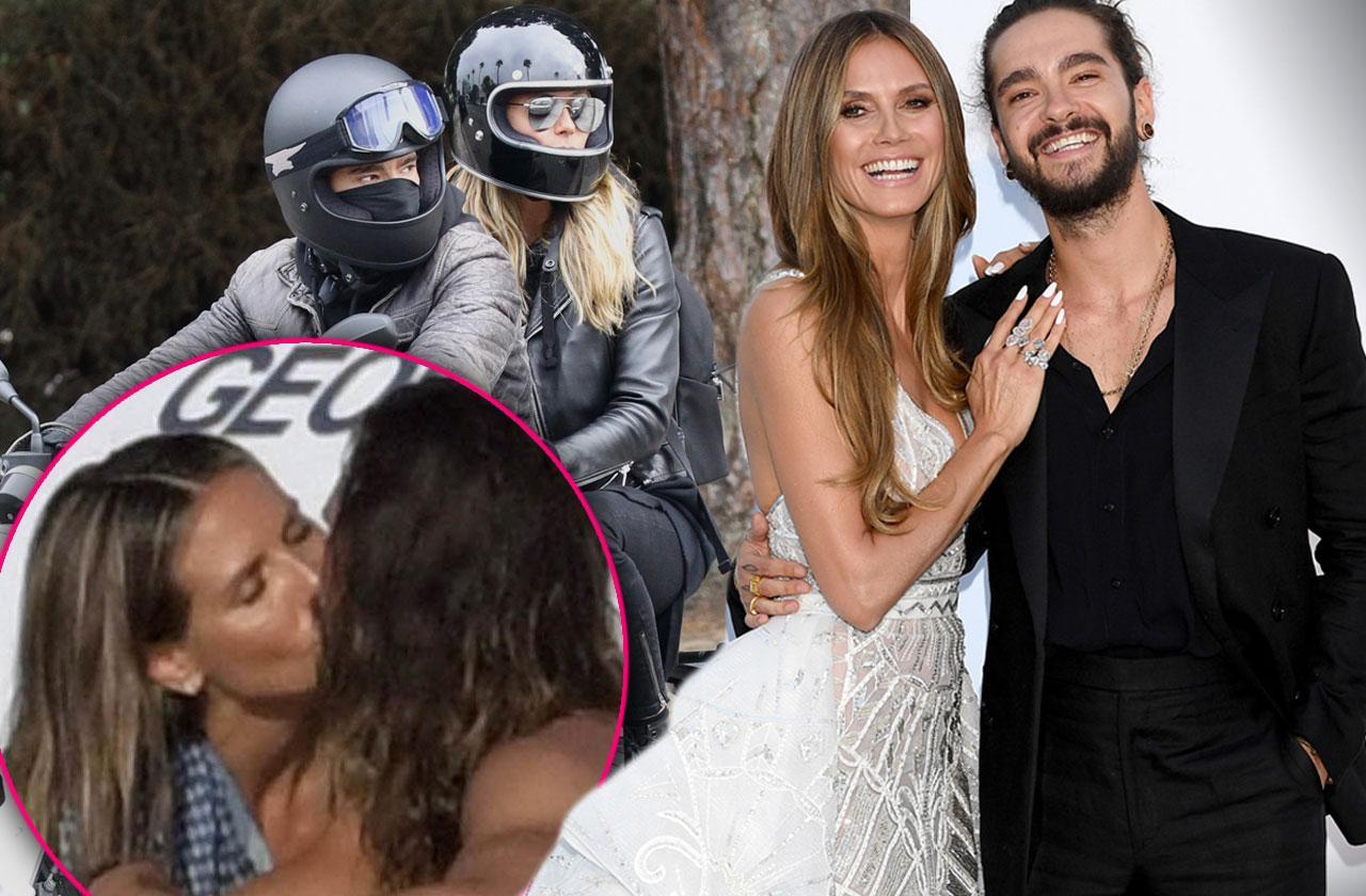 Heidi Klum In A Rush To Marry Rocker Boytoy Tom Kaulitz