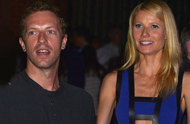 Chris Martin Gwyneth Paltrow Living Arrangements