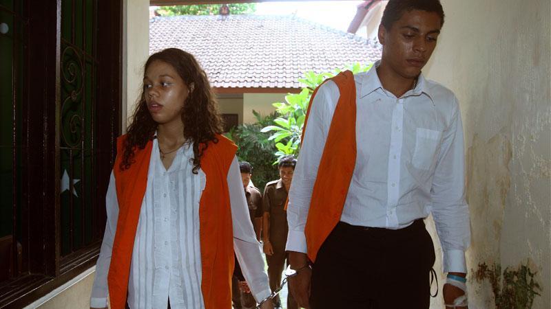 Tommy Schaeffer Testifies In Bali