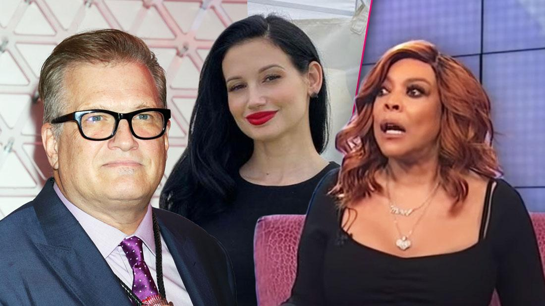 Drew Carey and murdered ex Dr. Amie Harwick. Wendy Williams Bashed For Joke About Drew Carey's Ex's Murder
