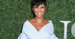 Tamron Hall Spotted Red Carpet Today Show Departure