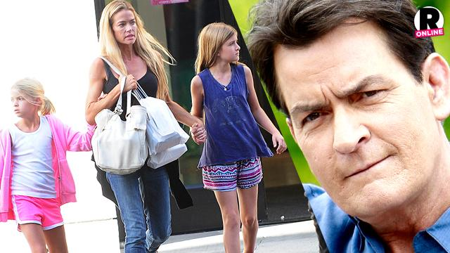 Charlie Sheen Rants Daughters Banned Elite Private Schools