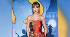 Taylor Swift Reveals She Suffered From An Eating Disorder