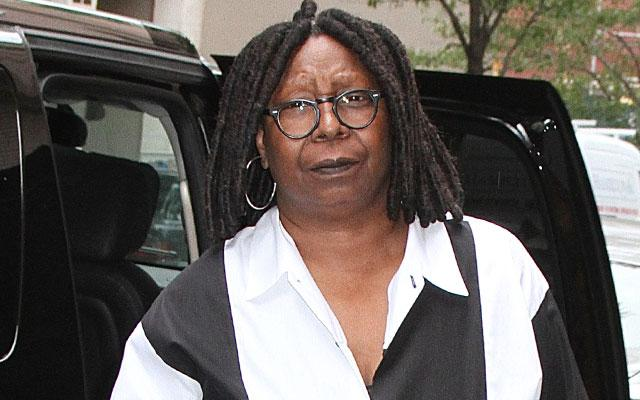 //whoopi goldberg view contract negotiation