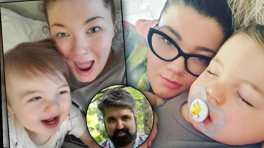 Amber Portwood Fight's Baby Daddy Andrew Glennon's Relocation Of Son Request