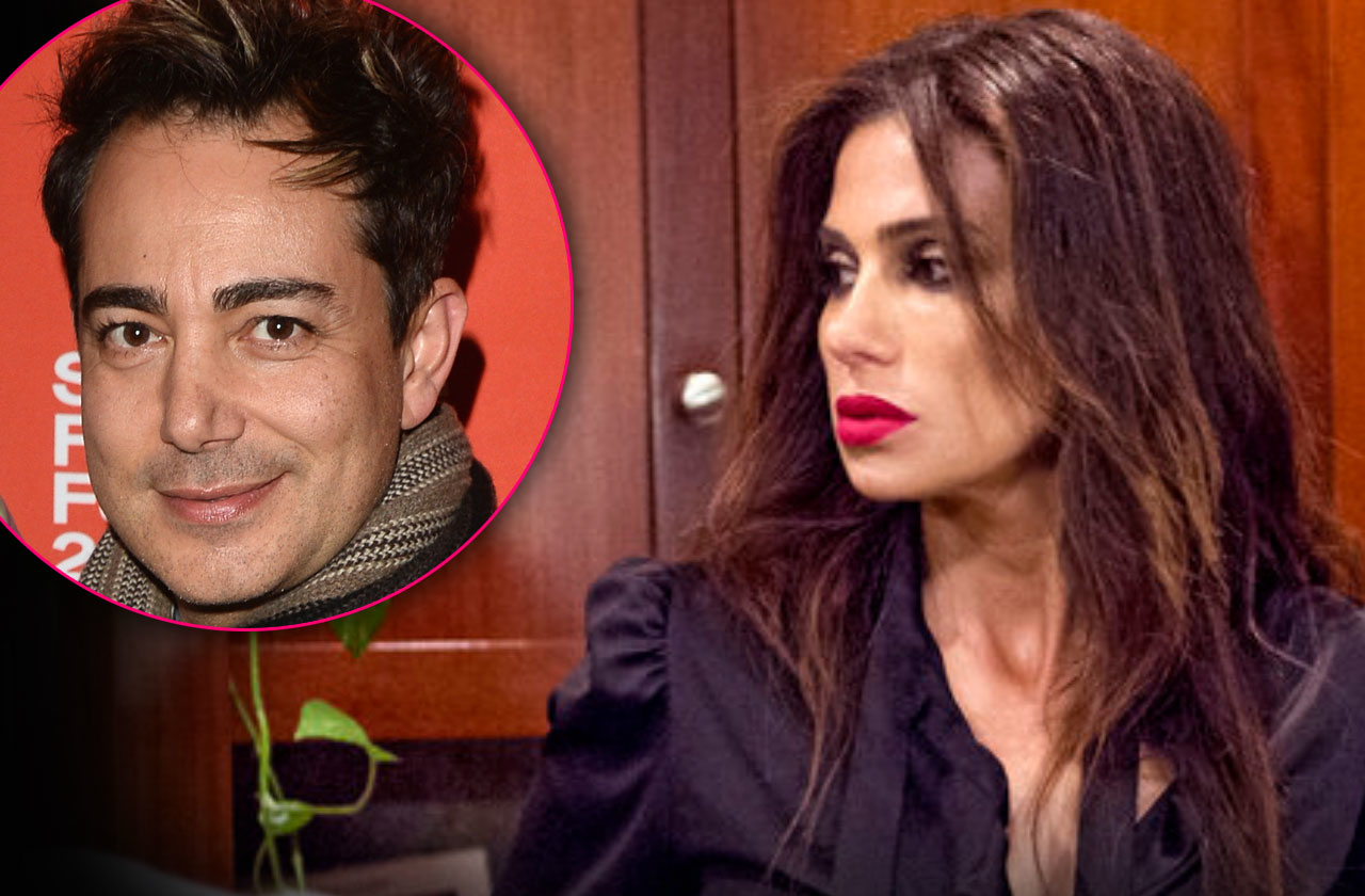 //RHOC Peggy Sulahian Gay Brother Interview pp