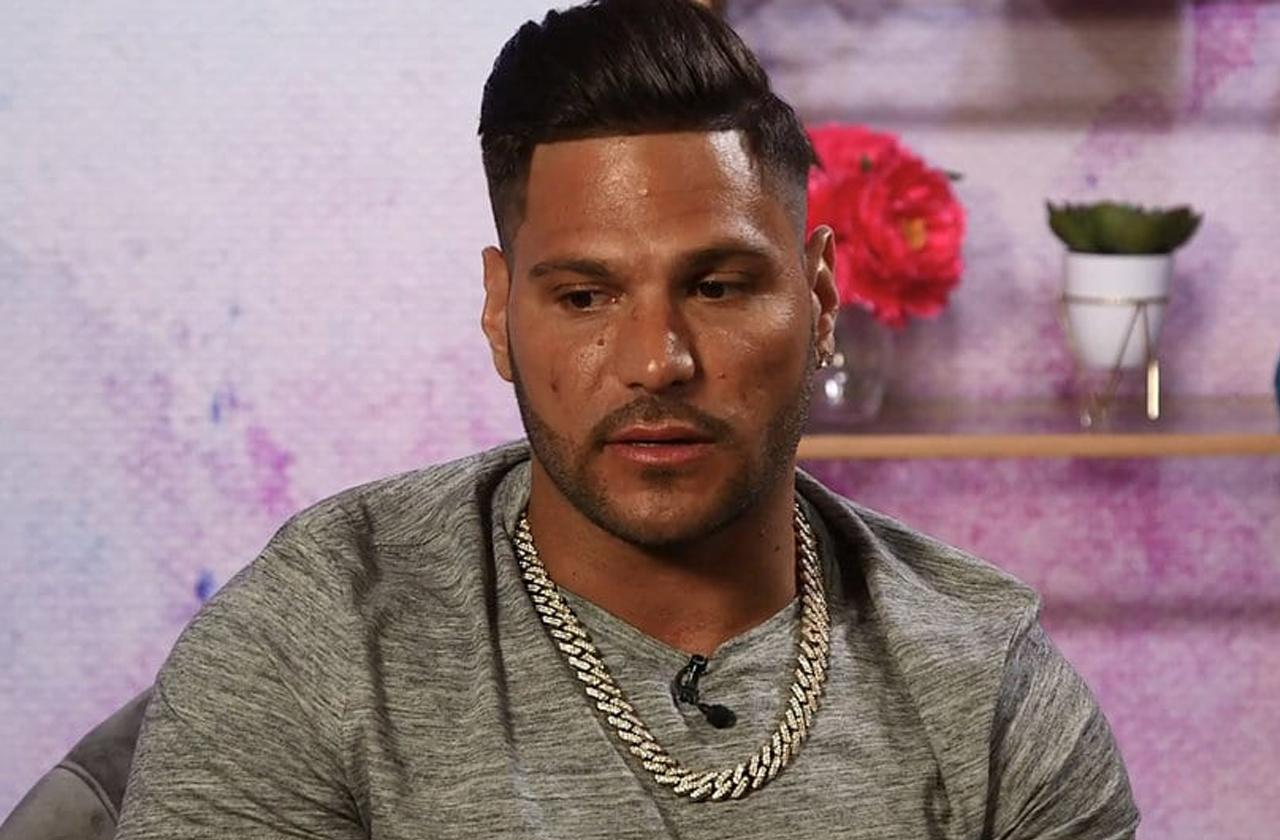 Jersey Shore Ronnie Ortiz Magro Rehab Confession