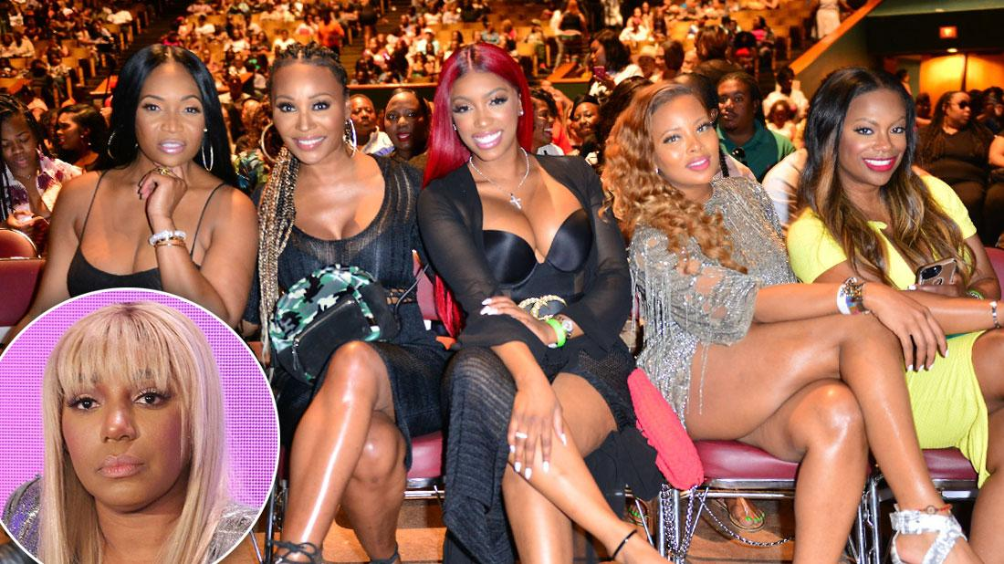 NeNe Leakes' Absence From 'RHOA' Premiere Explained: Secret Reason She Didn't Film