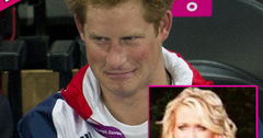 //prince harry hook up alleged
