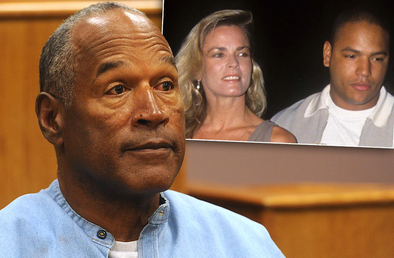 OJ Simpson Son Jason Simpson & Nicole Brown Simpson Murder
