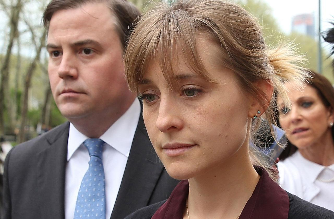 Allison Mack Sex Cult Fight To Get Sex Trafficking Charges Dropped