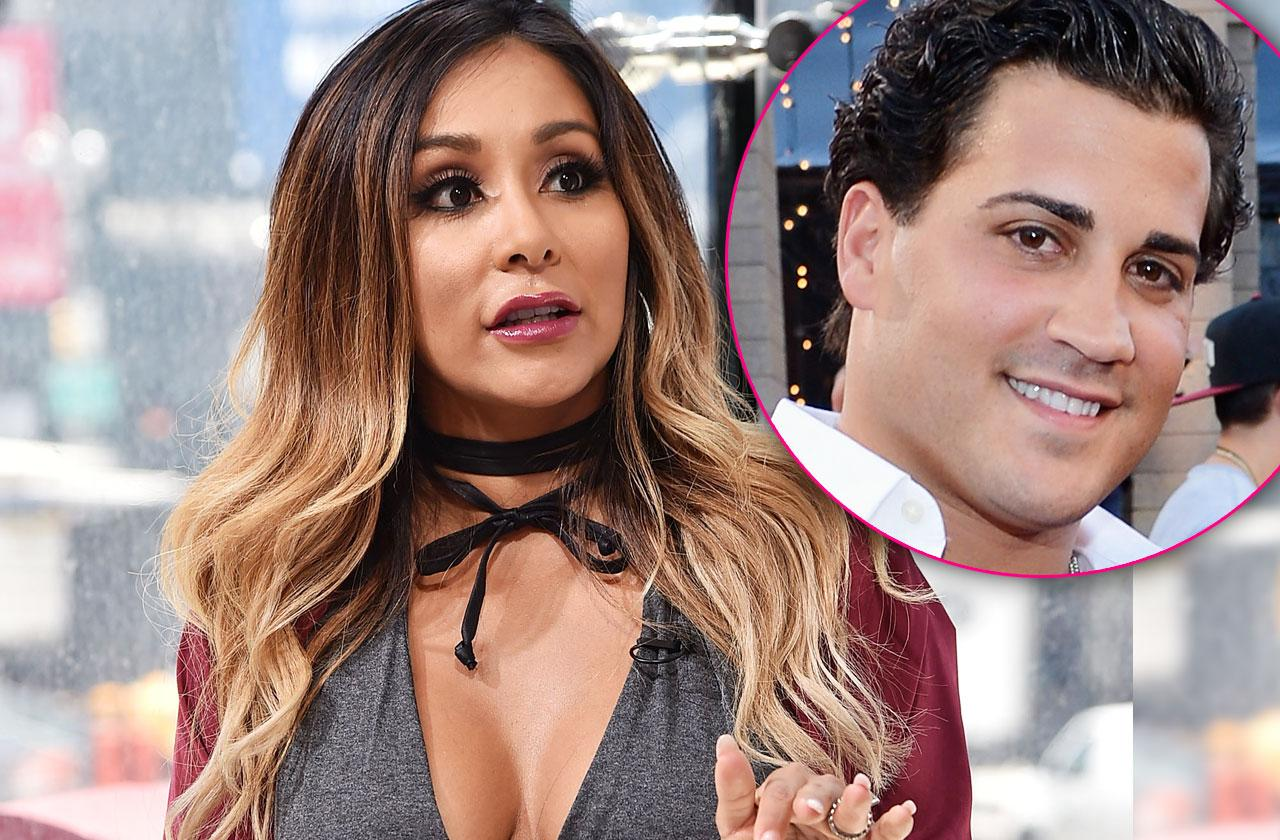 //nicole polizzi snooki husband slams divorce rumors jersey shore pp