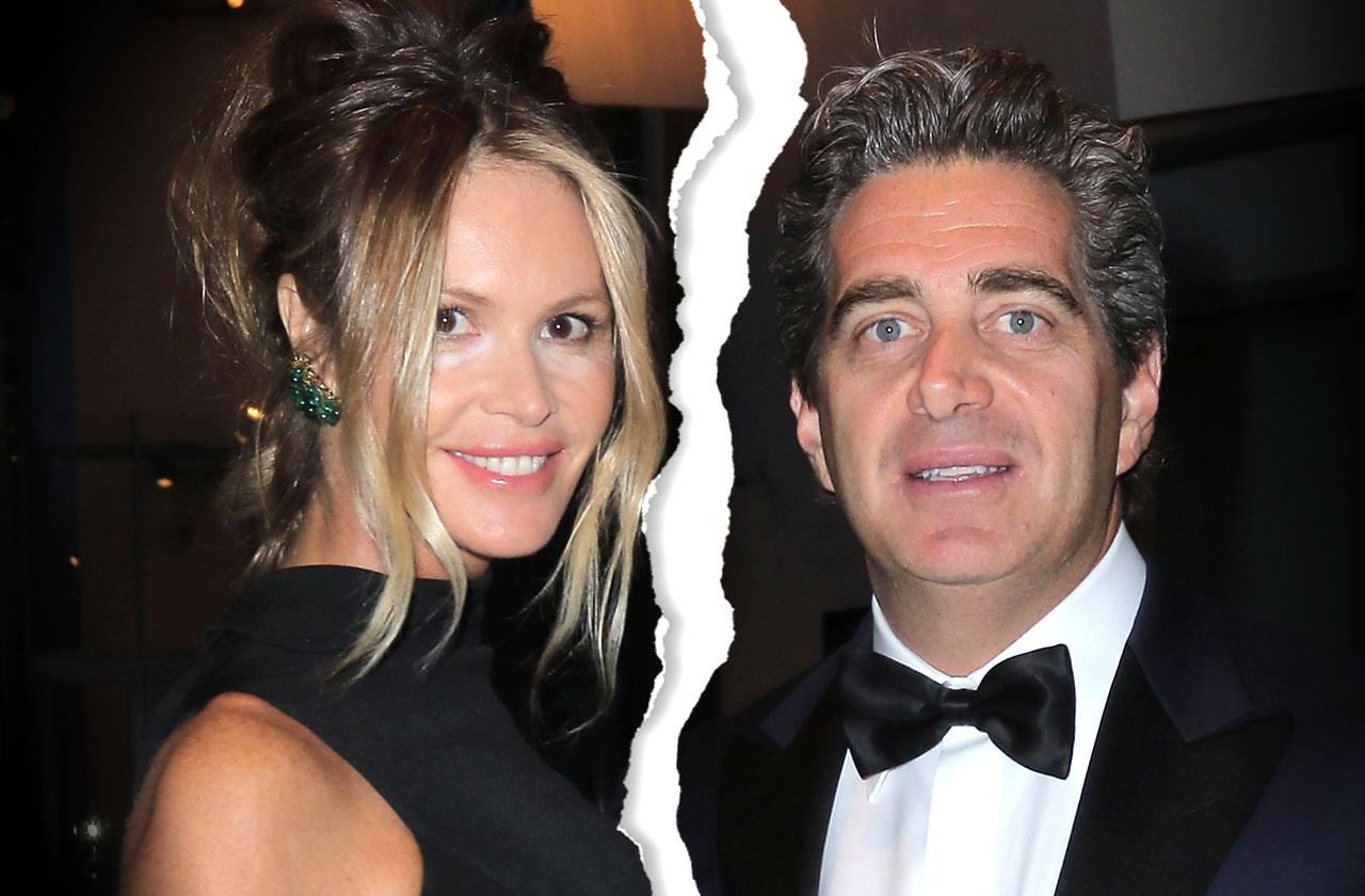 elle macpherson calls it quits billionaire husband