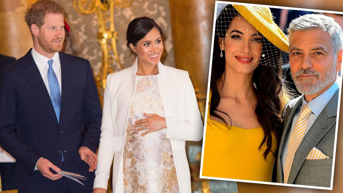 Meghan Markle Wants Amal Clooney Style Birth