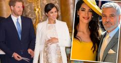 Meghan Markle Wants Amal Clooney Style Birth