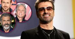 //George michael hollywood megastars play pop icon movie pp