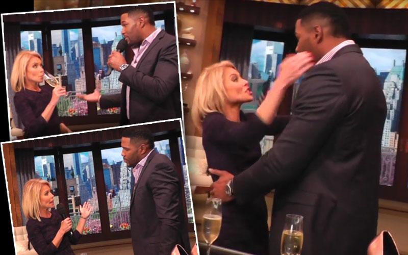 Kelly Ripa Michael Strahan Feud Final Day Behind The Scenes