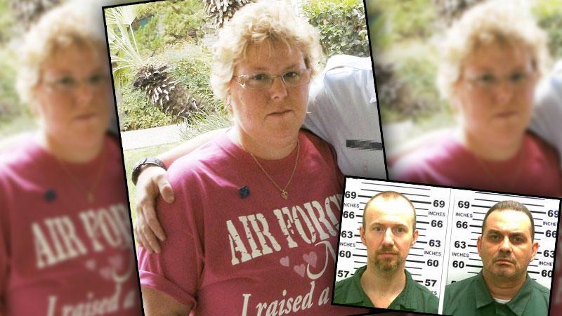 //prison break accomplice joyce mitchell arrested pp