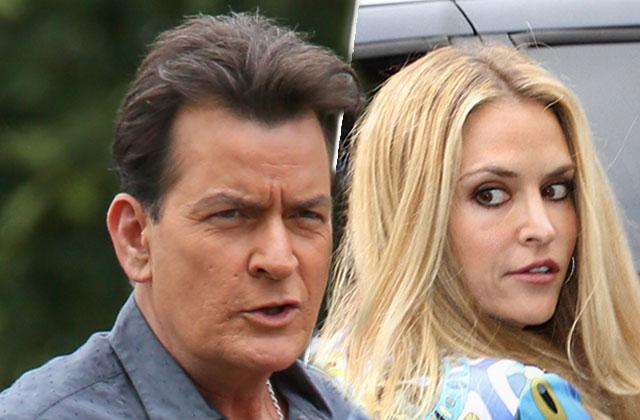 charlie sheen custody case brooke mueller bob max insurance