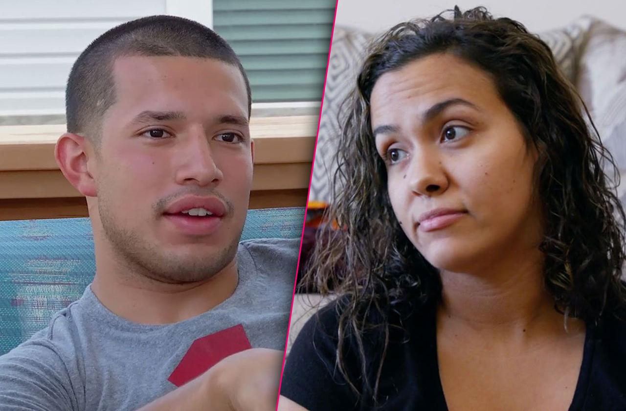 Briana DeJesus Not Filming Speaking Javi Marroquin