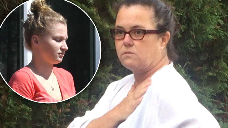 Rosie O'Donnell Daughter Chelsea O'Donnell Suicide