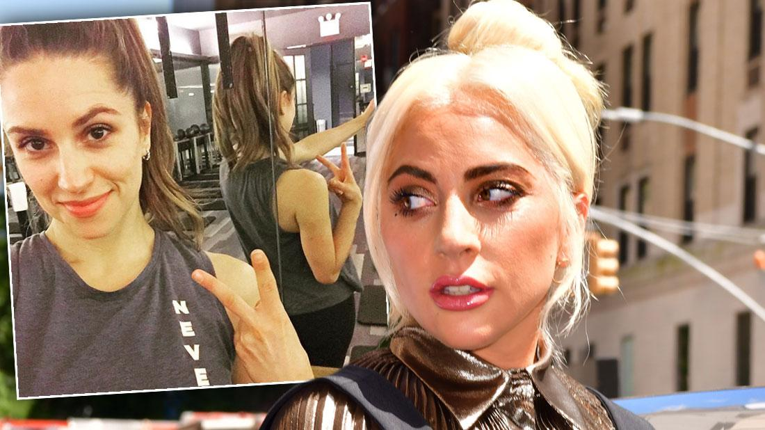 Lady Gaga's New Man's Fitness Trainer Ex Skips Singer's Songs In Class
