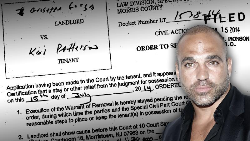 //joe gorga judge denies eviction against tenant new jersey mansion pp sl