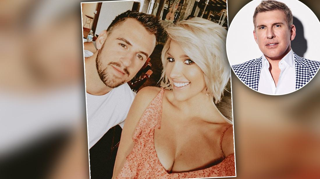 Savannah's Engagement & Wedding To Play Out On 'Chrisley Knows Best'