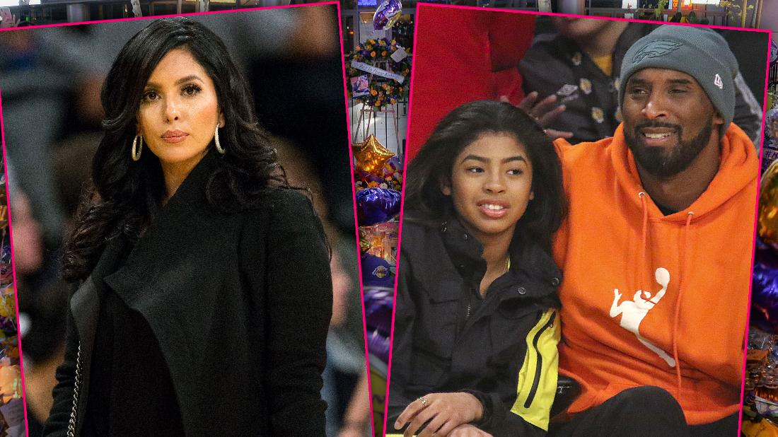 Kobe Bryant Wife Vanessa Pays Tribute Lakers Night