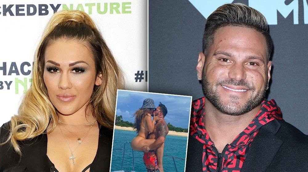 Jen Harley Thinks Ronnie Ortiz-Magro's New PDA Post Is a 'Dig at Her'