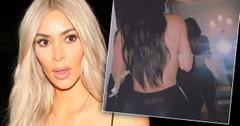 North Takes Topless Photo Kim Kardashian