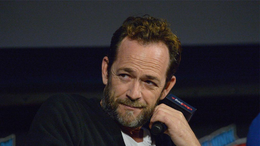 Oscars Snub! Luke Perry Left Out Of 'In Memoriam' Montage