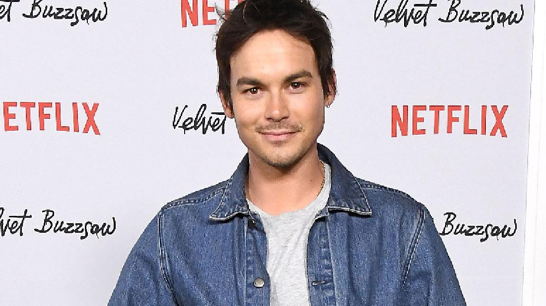 Tyler Blackburn Pretty Little Liars Comes Out As Bisexual