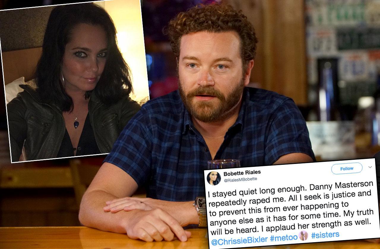 Danny Masterson Ex-Girlfriend Bobette Riales Rape Accusation