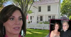 Luann de Lesseps Sag Harbor home at the center of her family feud and lawsuit