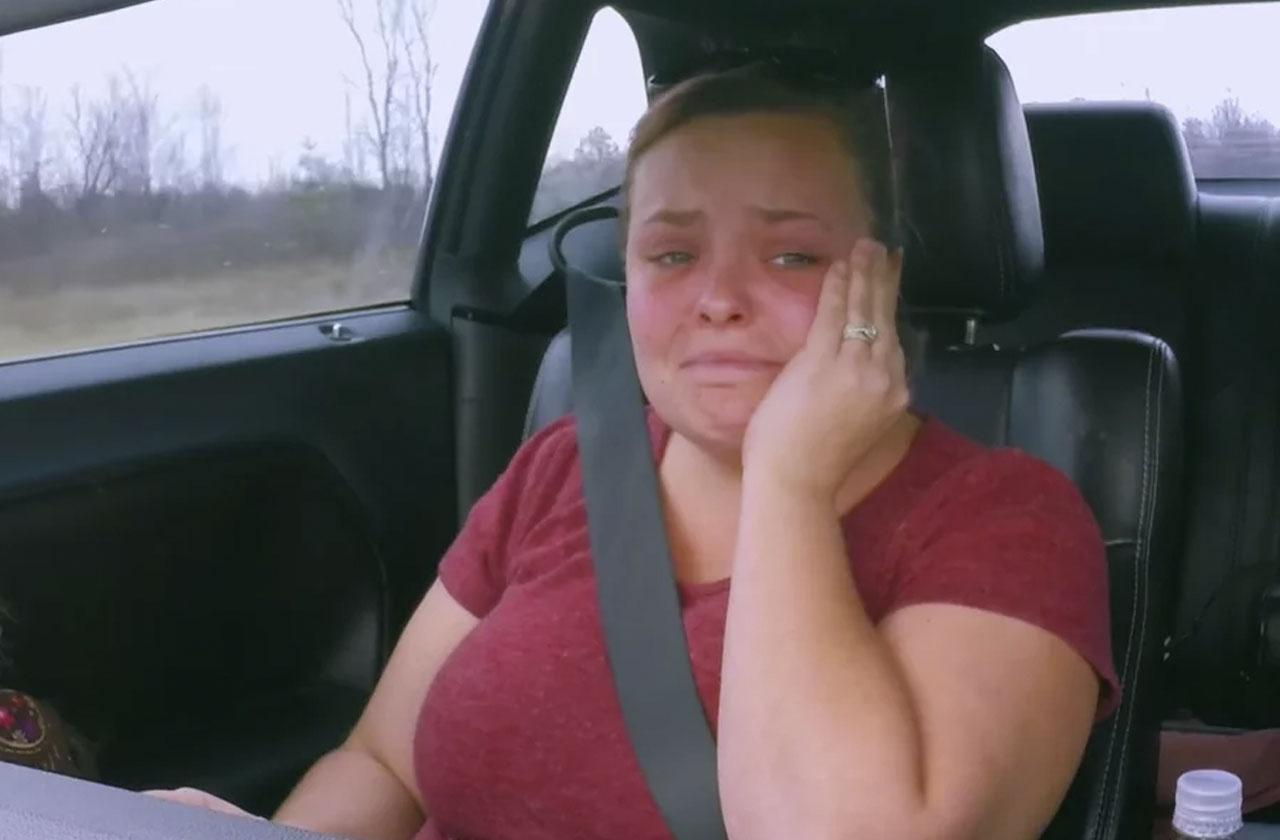 //Catelynn Baltierra Leaves Rehab Suicide Miscarriage pp