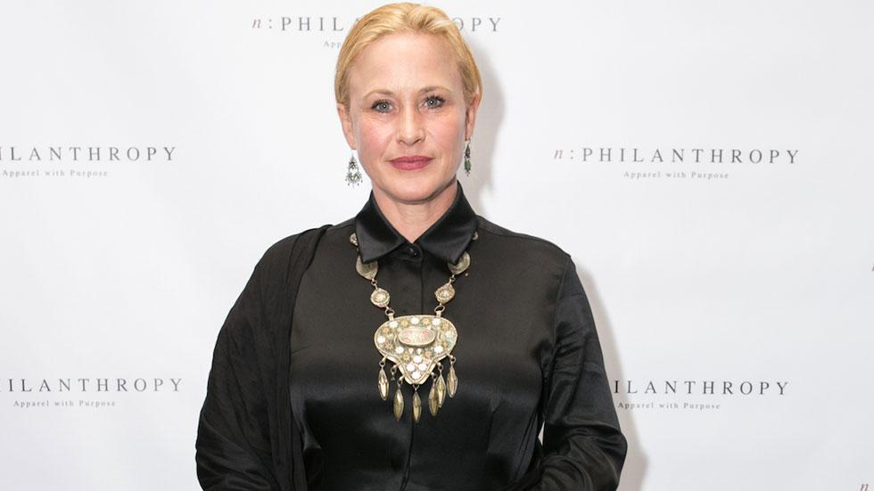 //Patricia Arquette Hollywood Noble Awards