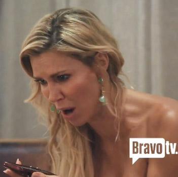 Brandi Glanville Has Drunken Meltdown After Break In