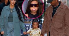 //kim kardashian kanye west celebrate daughter north fifth birthday pp